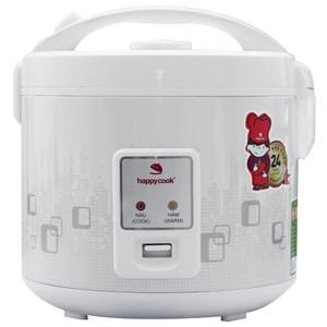 Nồi cơm điện Happycook 1.8 lít HCJ-180