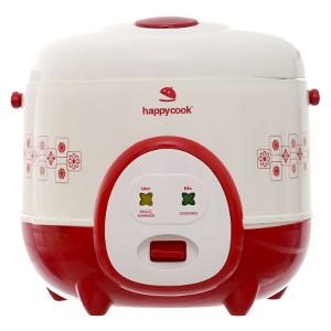 Nồi cơm điện Happycook 1.8 lít HC-180A Đỏ 1.8 lít
