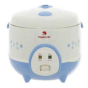 Nồi cơm điện Happycook 1.2 lít HC-120-Xanh 1.2 lít
