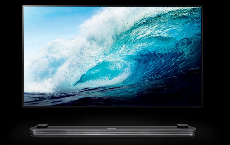 Smart Tivi OLED LG 77 inch 77W7T