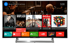 Android TV 4K SONY 49""