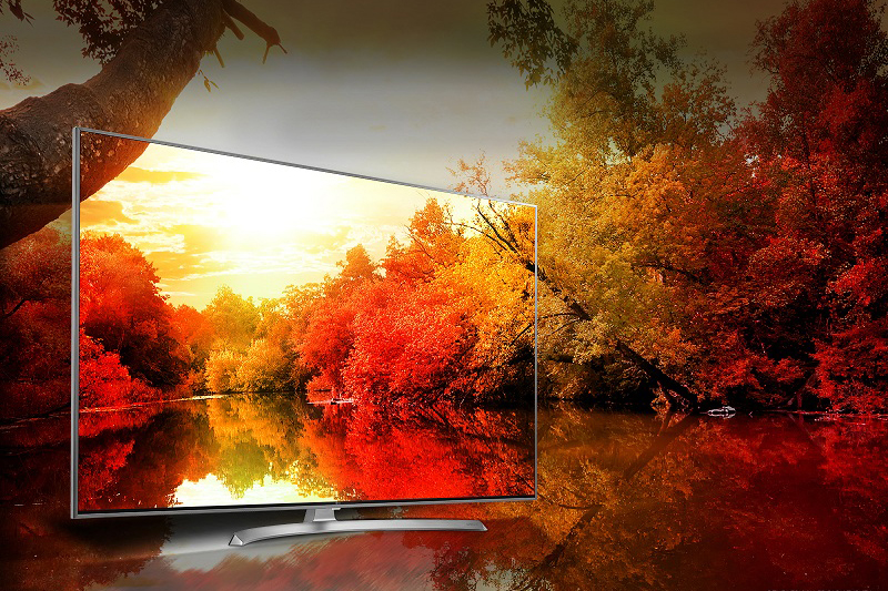 Smart Tivi LG 55 inch 55SJ800T – Active HDR