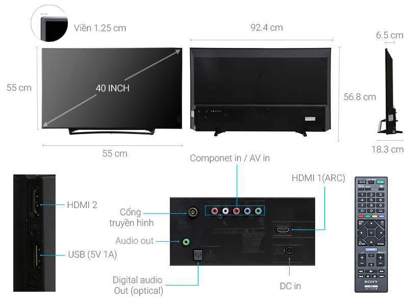 Picture of R35C Full HD TV
