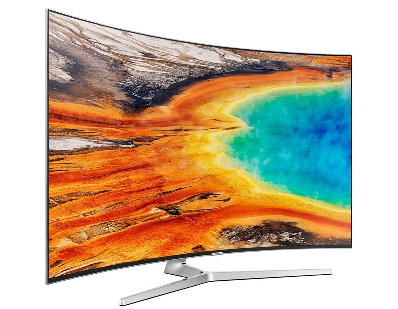 Smart Tivi Samsung 65 inch UA65MU9000 - Thiết kế sang trọng, ấn tượng