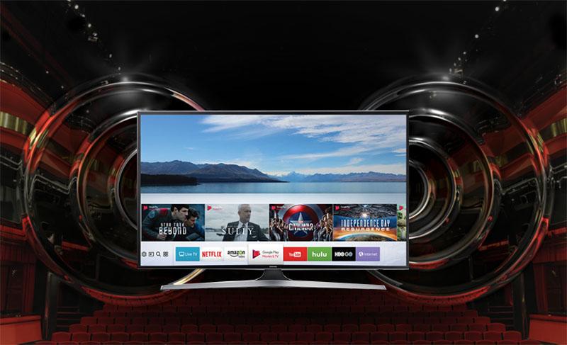 Công nghệ Dolby Digital Plus cho âm thanh vượt trội