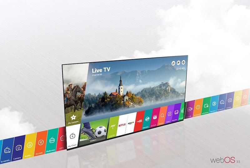 Smart Tivi LG 55 inch 55LJ550T – WebOS 3.5