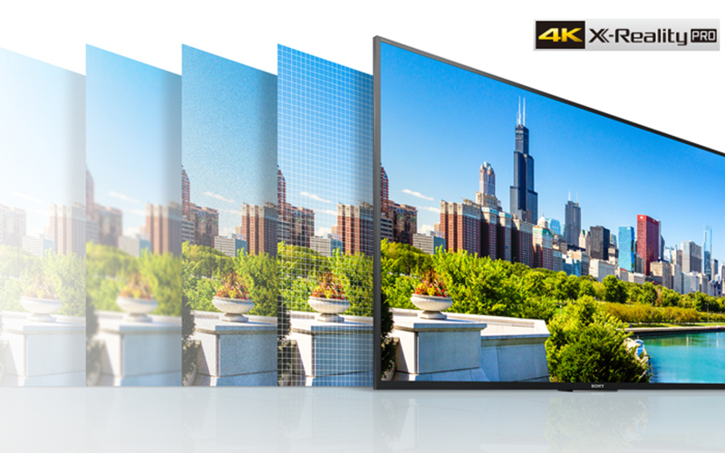Smart Tivi Sony 4K 65 inch KD-65X9300E – 4K X-Reality Pro X1