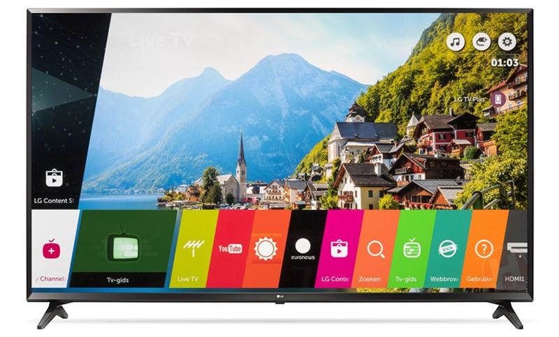 Smart Tivi LG 4K 43 inch 43UJ632T - Hệ điều hành mượt mà