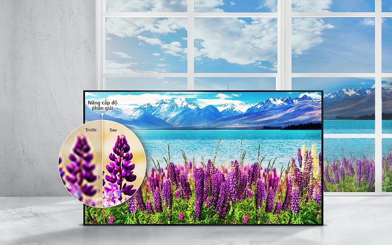 Smart Tivi LG 4K 49 inch 49UJ632T – Hình ảnh cực nét