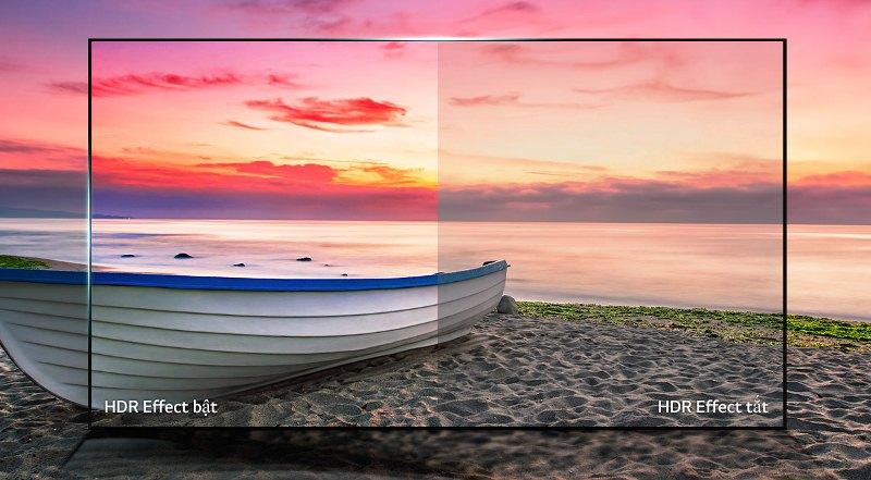 Smart Tivi LG 4K 65 inch 65UJ632T - Hiệu ứng vượt trội