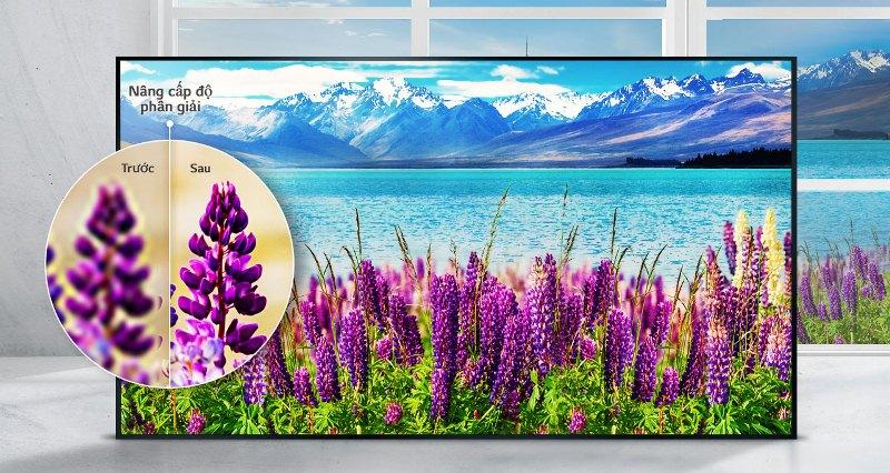 Smart Tivi LG 4K 65 inch 65UJ632T - Hình ảnh chi tiết, rõ nét