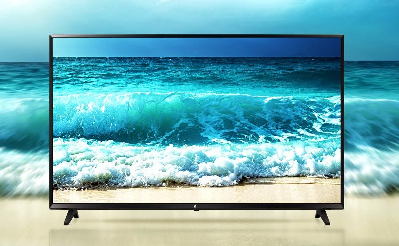 Smart Tivi LG 4K 65 inch 65UJ632T - Âm thanh sinh động, tự nhiên