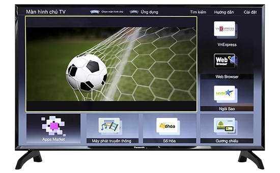 Smart TV PANASONIC 43""