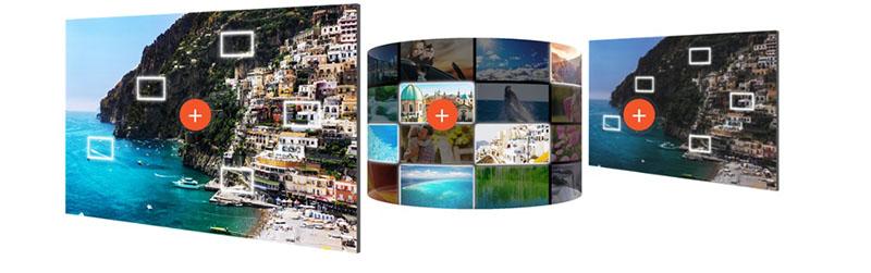 Công nghệ xử lý hình ảnh 4K X-Reality Pro