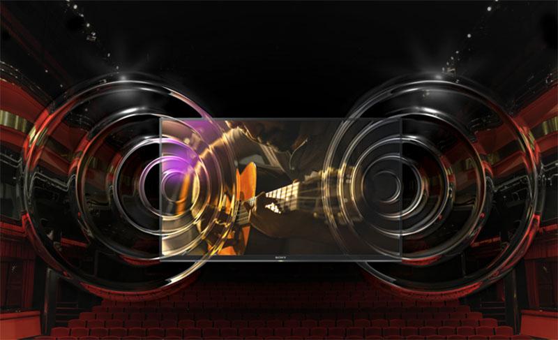 Sở hữu công nghệ âm thanh Sony đặc sắc