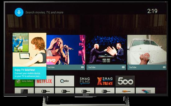 Smart Tivi Sony 4K 75 inch KD-75X8500E