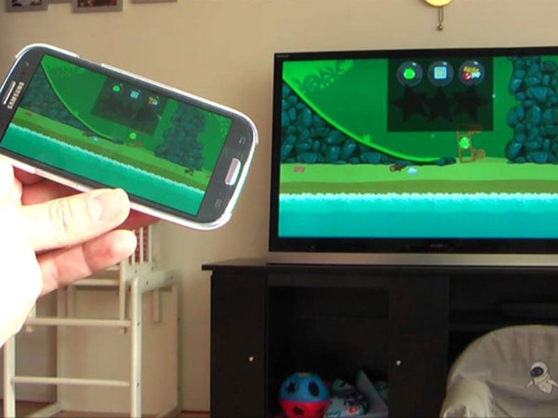 Công nghệ Screen Mirroring