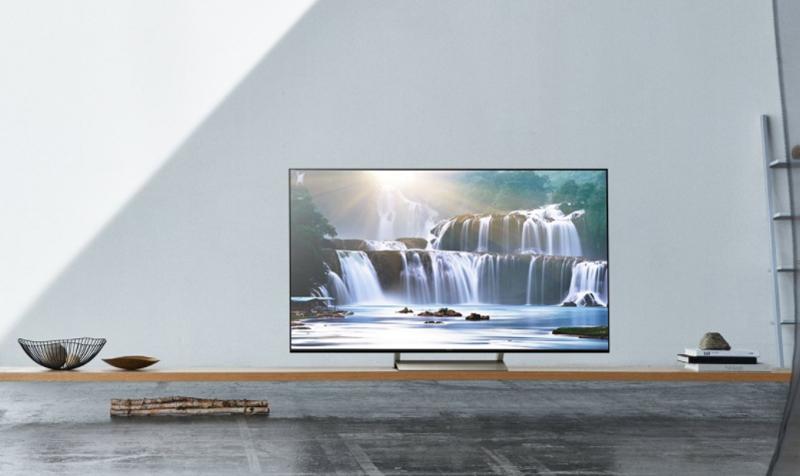 Tivi Sony 4K 75X9400e đẹp sang trọng