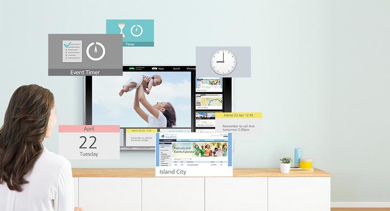 Smart Tivi Panasonic 43 inch TH-43ES600V – My Home Screen