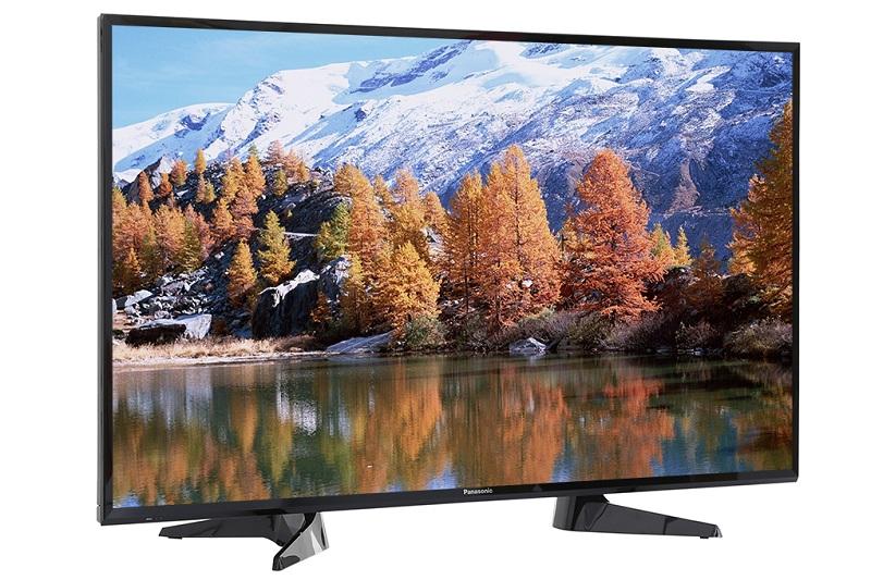 Smart Tivi Panasonic 43 inch TH-43ES600V – Kiểu dáng hiện đại