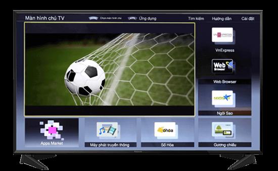Smart Tivi Panasonic 43 inch TH-43ES600V