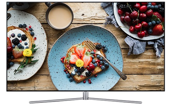 Smart TV QLED 4K SAMSUNG