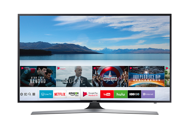 Smart Tivi Samsung 4K 43 inch UA43MU6103