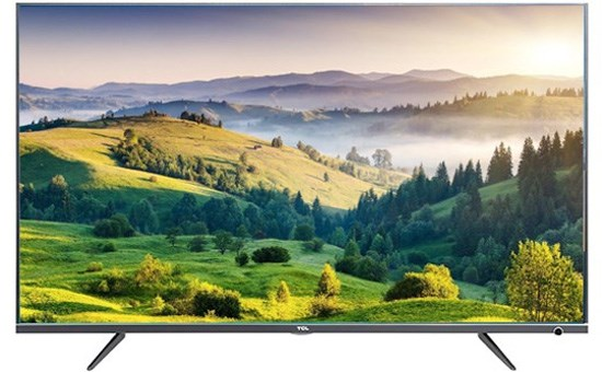 "Smart TV 4K TCL 43"""