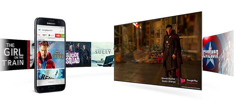 Smart Tivi cong Samsung 55 inch UA55M6303 – Samsung Smart View