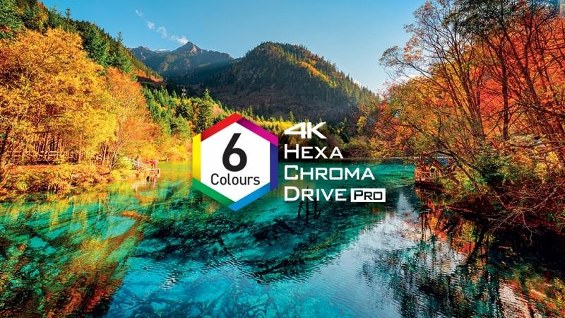 Smart Tivi OLED Panasonic 65 inch TH-65EZ1000V – 4K Hexa Chroma Drive Pro