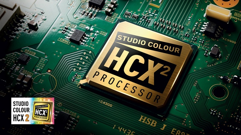 Smart Tivi OLED Panasonic 65 inch TH-65EZ1000V – Bộ xử lý HCX2