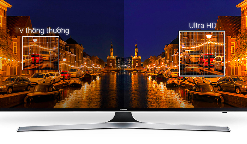 Smart Tivi Samsung 50 inch 4K UHD UA50MU6153