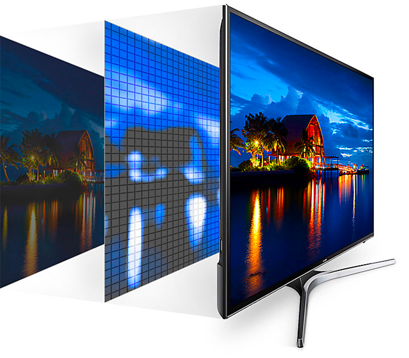 Smart Tivi Samsung 4K 50 inch UA50MU6153