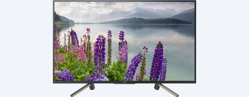 Smart Tivi Sony 43 inch KDL-43W800F – Kiểu dáng thanh mảnh