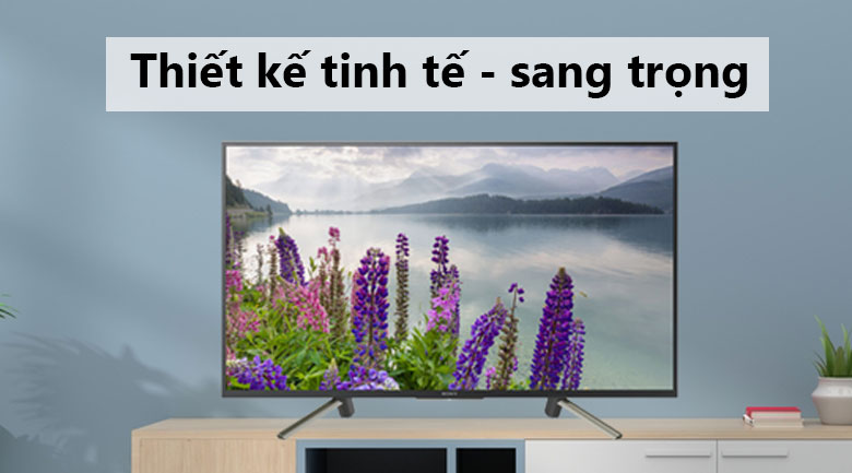 Android Tivi Sony 49 inch KDL-49W800F hình 1