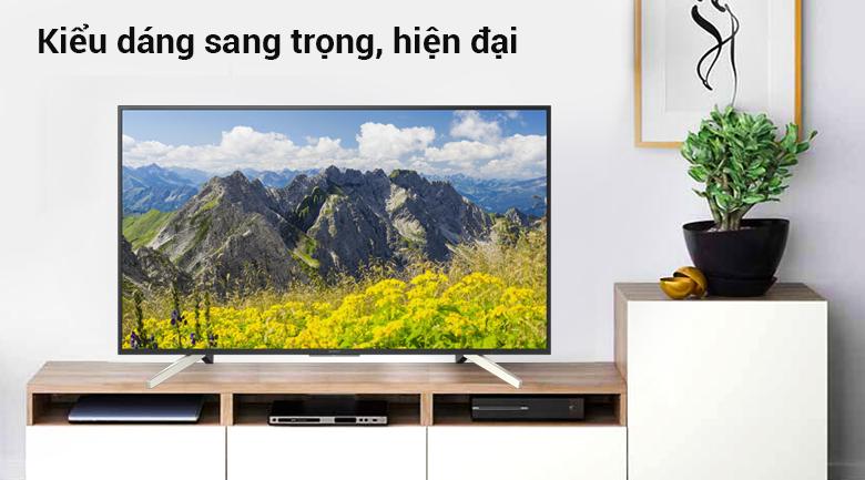 Kết quả hình ảnh cho Smart tivi Sony 4K 43 inch 7500F