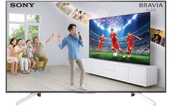 """Android TV 4K SONY 43"""""""