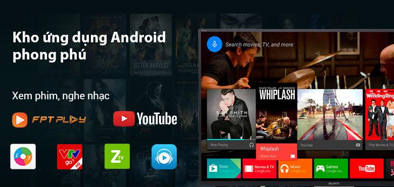 Hệ điều hành Android thông minh, thân thiện