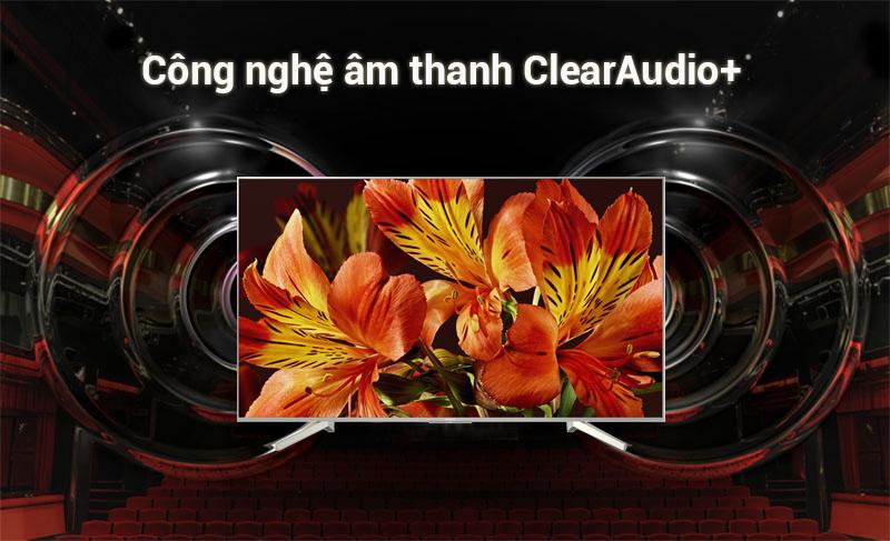 Công nghệ âm thanh ClearAudio+