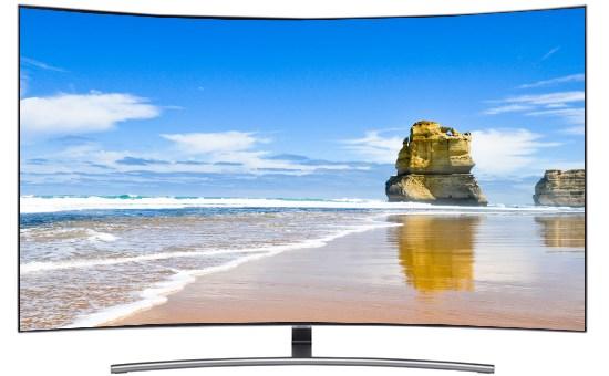 Smart Tivi QLED Samsung 65 inch QA65Q8CN