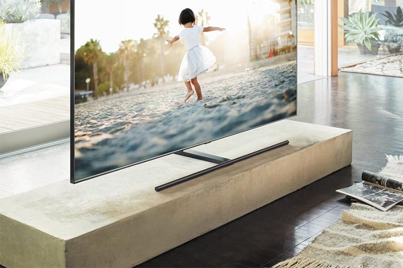 Tổng quan thiết kế tivi QLED Q7F