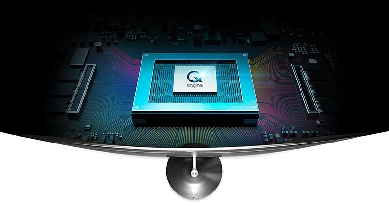 Chip xử lý hình ảnh Q-Engine