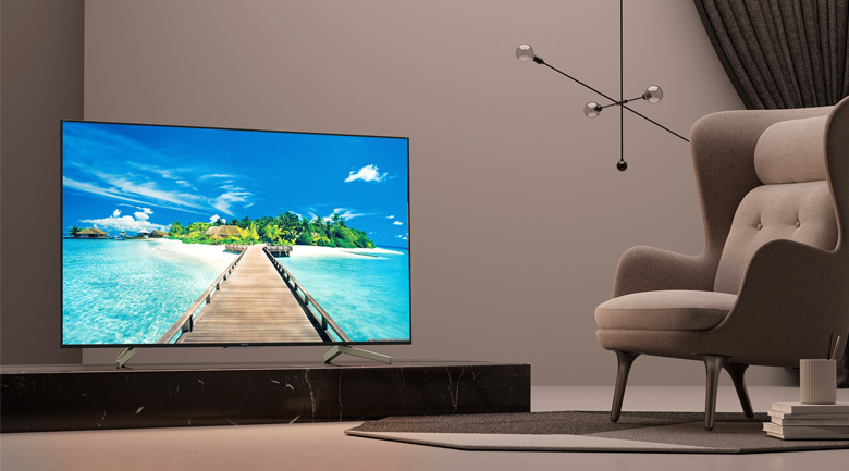 Tổng quan thiết kế Android Tivi Sony 4K 65 inch KD-65X8500F