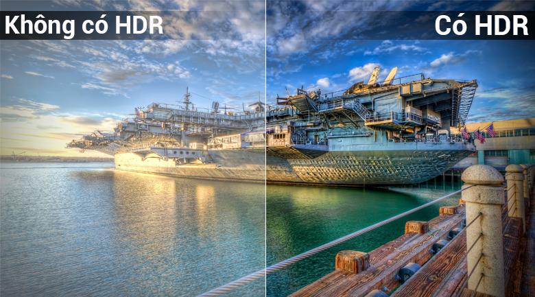 Công nghệ 4K HDR hiện đại