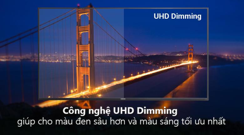 Trải nghiệm hình ảnh chân thật với công nghệ UHD Dimming