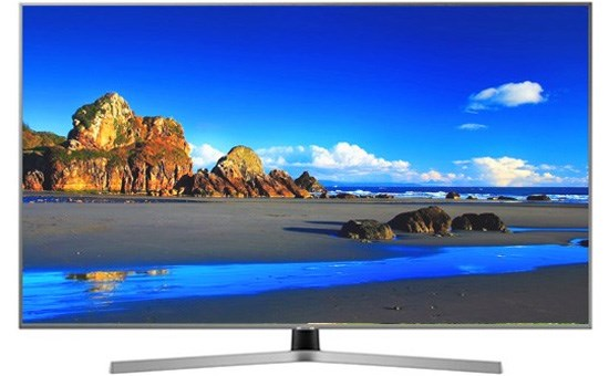 Smart TV 4K SAMSUNG 55""