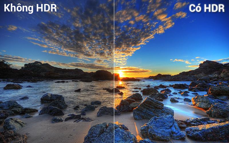 Công nghệ HDR Samsung 4K 65 inch UA65NU7400