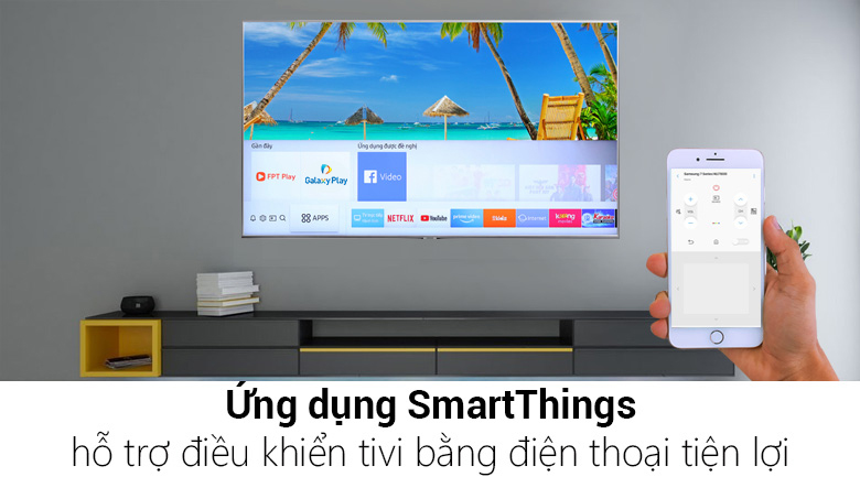 Ứng dụng Samsung SmartThings