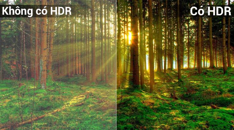 Độ phân giải Ultra HD 4K
