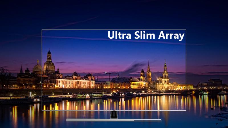công nghệ Ultra Slim Array Smart Tivi Samsung 4K 75 inch UA75NU8000